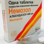 Немозол от паразитов: описание, инструкция, аналоги, отзывы