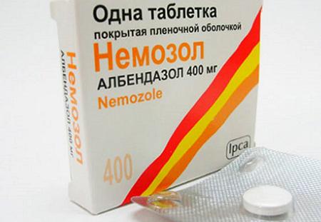 1 таблетка