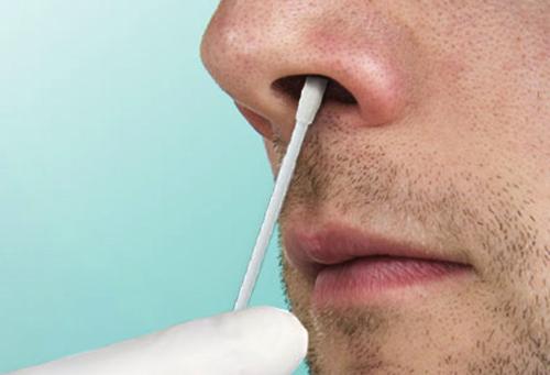 Мазок из носа