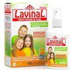 Спрей от вшей Лавинал: описание, применение, отзывы