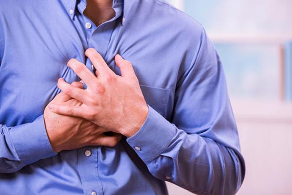 Боль в грудной клетки