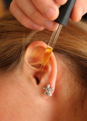 Капли для ушей