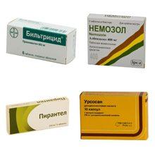 Таблетки от глистов — описание наиболее эффективных средства